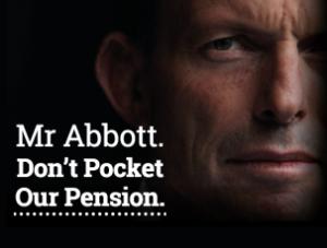 Dont Pocket our pension